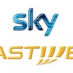 Fibra Ottica e ADSL, Fastweb e Sky ancora insieme