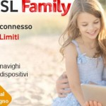 Vodafone lancia  Super ADSL Family