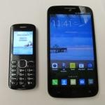 Alcatel Pop Mega, due telefoni al prezzo di uno